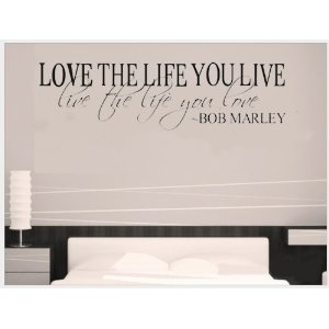 Bob-Marley-Quote-Wall-Decal-Decor-Love-Life-Words-Large-Nice-Sticker-Text-Price-wallpaper-wp5603515