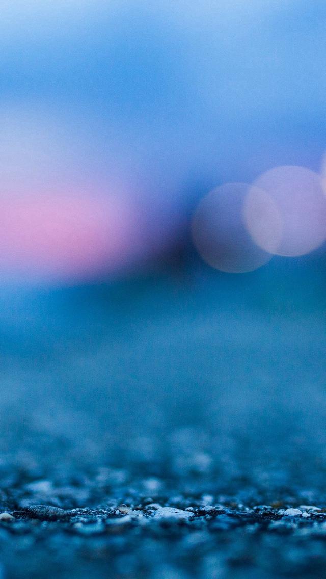 Bokeh-Street-Blue-Night-Light-Pattern-Background-iPhone-s-wallpaper-wp424192-1