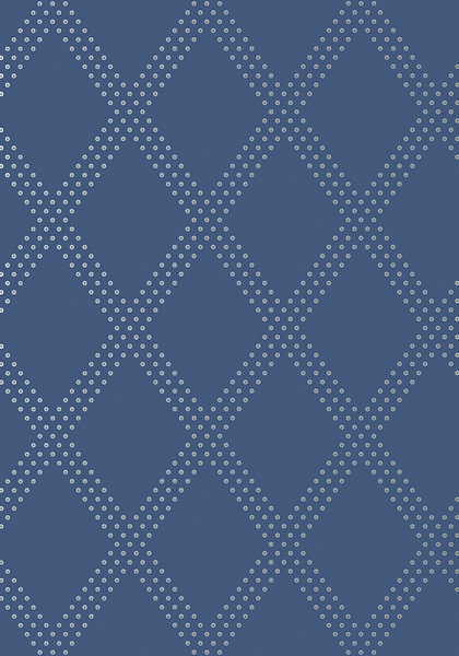 Brad-in-silver-on-navy-from-the-Geometric-Resource-collection-Thibaut-wallpaper-wp5204807
