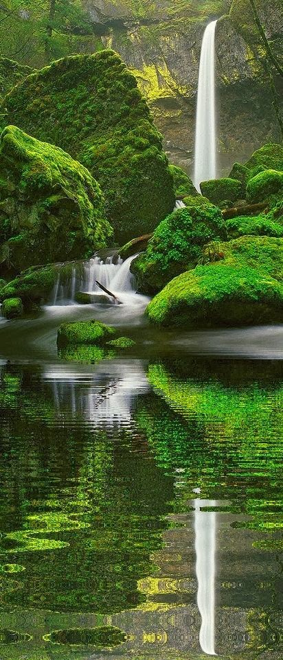 Breathtaking-Elowah-Falls-Oregon-More-wallpaper-wp4804878