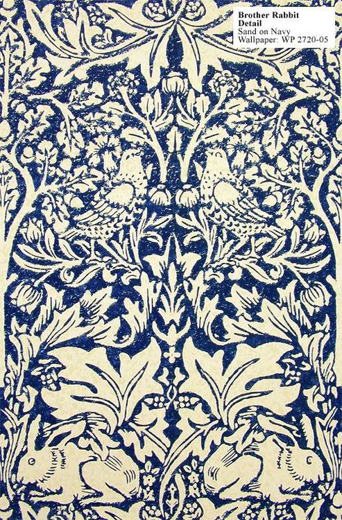 Brer-Rabbit-William-Morris-wallpaper-wp5804192