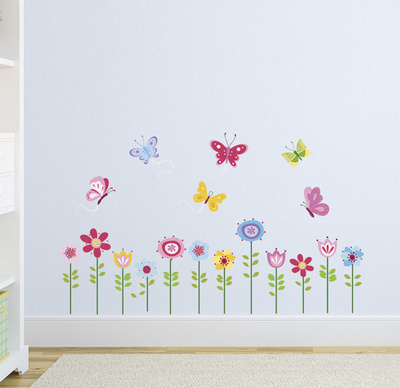 Bright-Butterfly-Garden-Wall-Decal-AllPosters-co-uk-wallpaper-wp4804881