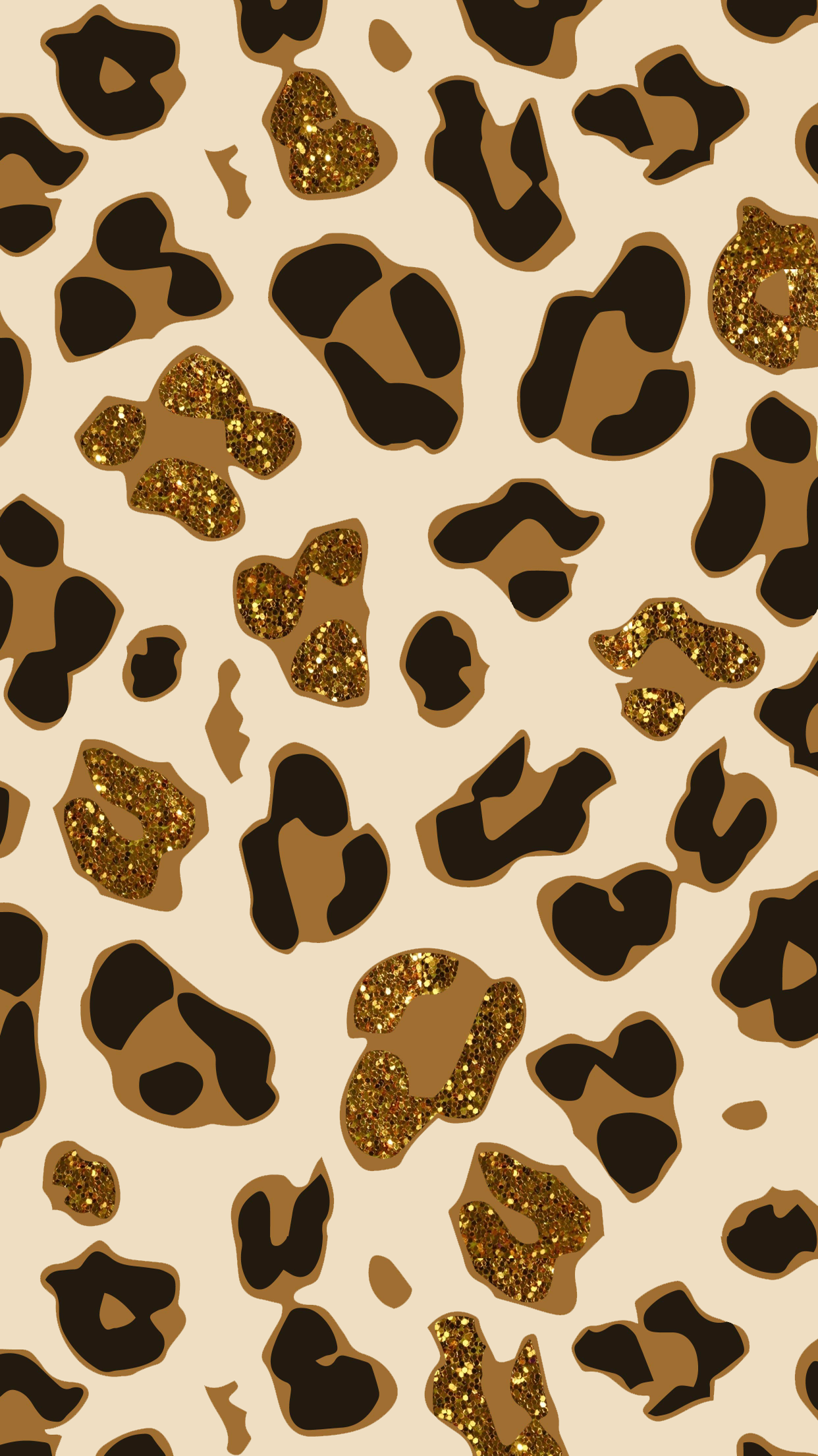 Brown-Sparkly-Cheetah-Print-wallpaper-wp5005514