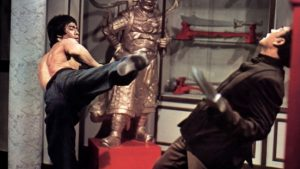Bruce Lee Enter The Dragon Tapete