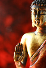 Buddha-Statue-on-Red-wallpaper-wp4804927