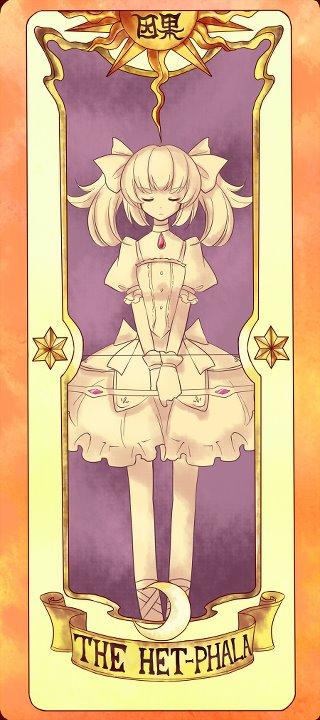 Cardcaptor-meets-Madoka-Magica-Madoka-Kanameas-The-Het-phala-Clow-Card-Without-Karma-there-is-wallpaper-wp5005750