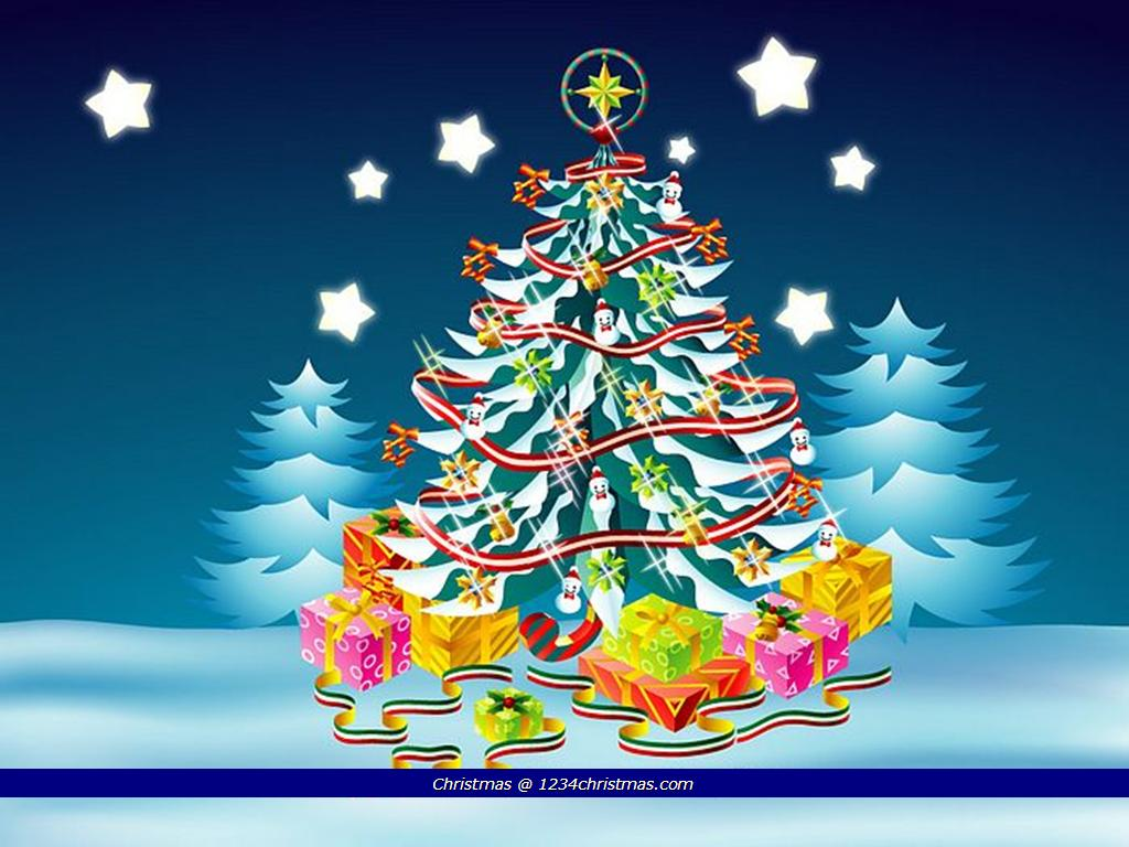 Cartoon-Christmas-Tree-Desktop-Wallpaper-wallpaper-wp4805094