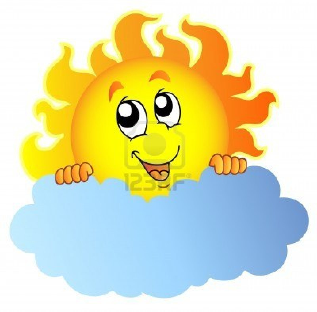 Cartoon-Sun-holding-cloud-wallpaper-wp5804448