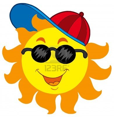 Cartoon-Sun-in-baseball-cap-wallpaper-wp5804449