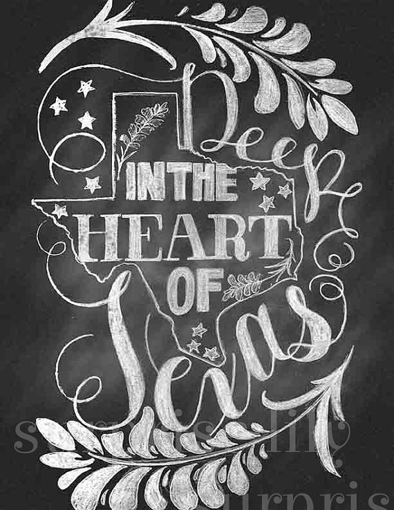 Chalkboard-Hand-Lettering-Texas-State-Chalk-Illustration-wallpaper-wp424433