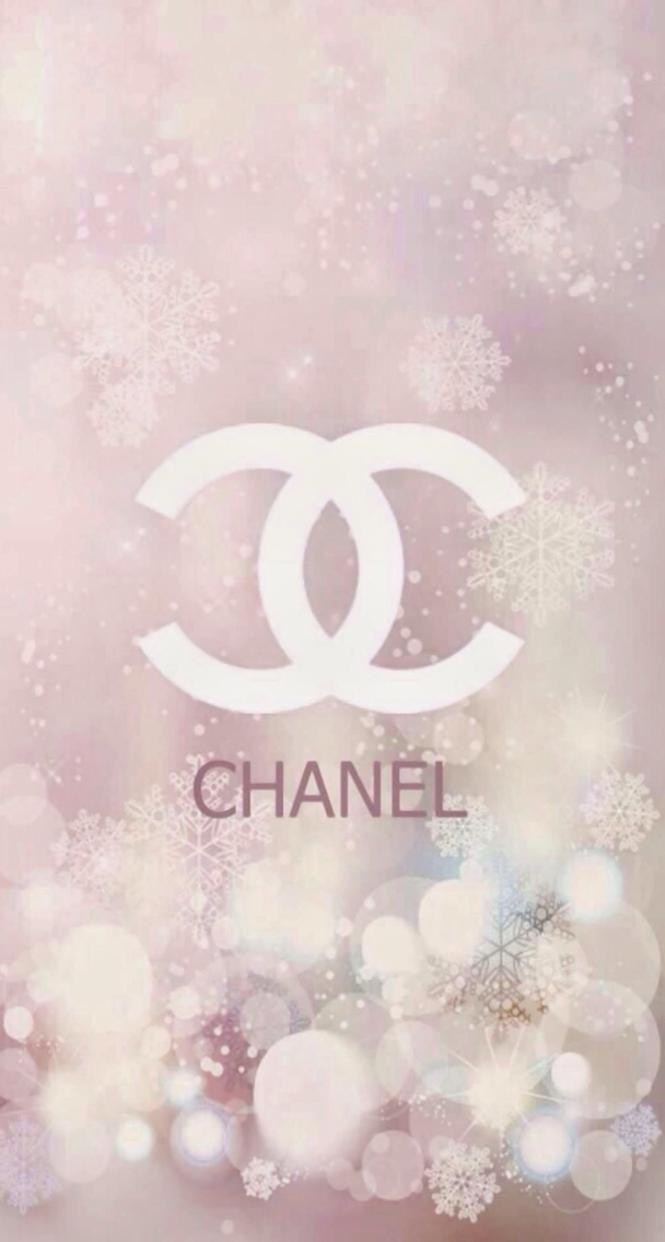 Chanel-winter-iphone-background-wallpaper-wp5005871