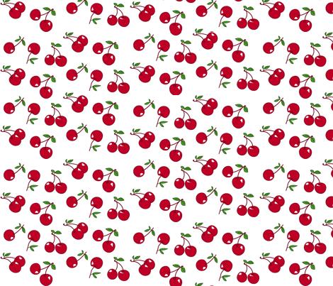 Cherries-red-x-white-fabric-by-mezzo-on-Spoonflower-custom-fabric-wallpaper-wp5603801