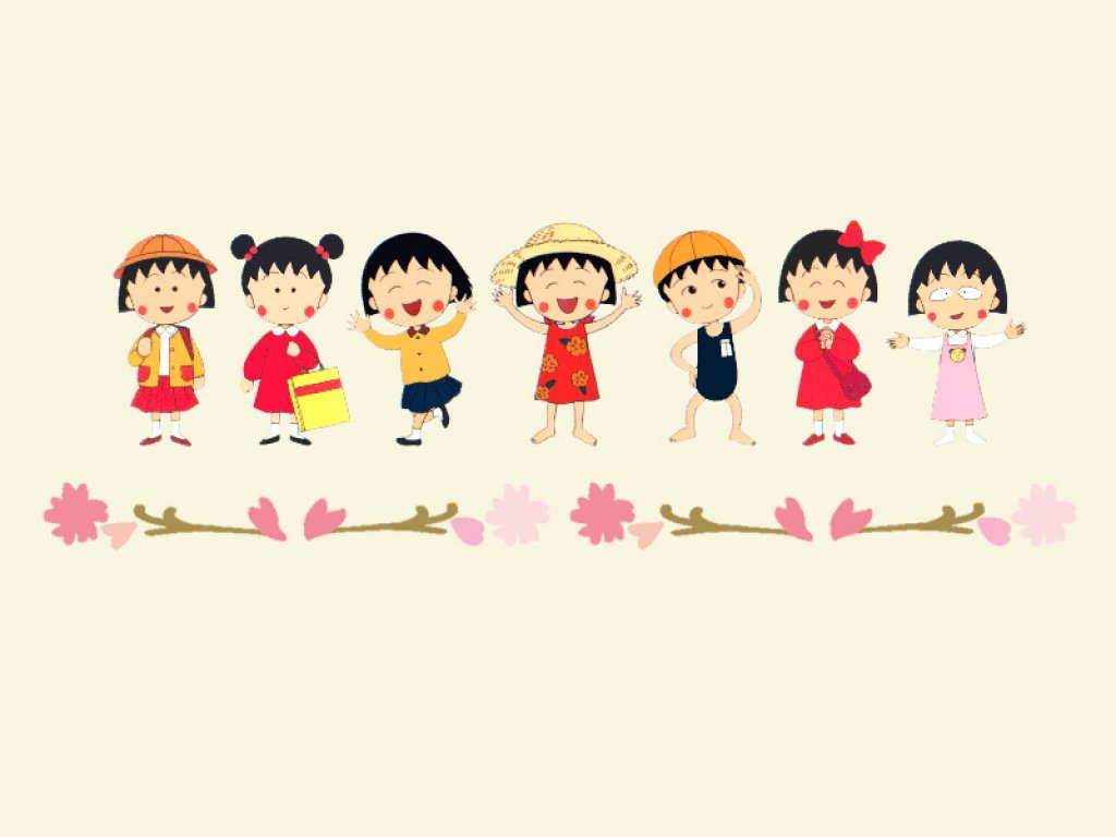 Chibi-Maruko-Chan-siempre-preparada-para-cualquier-ocasi%C3%B3n-Caricaturas-animadas-manga-Chibi-wallpaper-wp424490-1