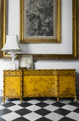 Chinoiserie-chest-in-amazing-yellow-color-wallpaper-wp4604710-2