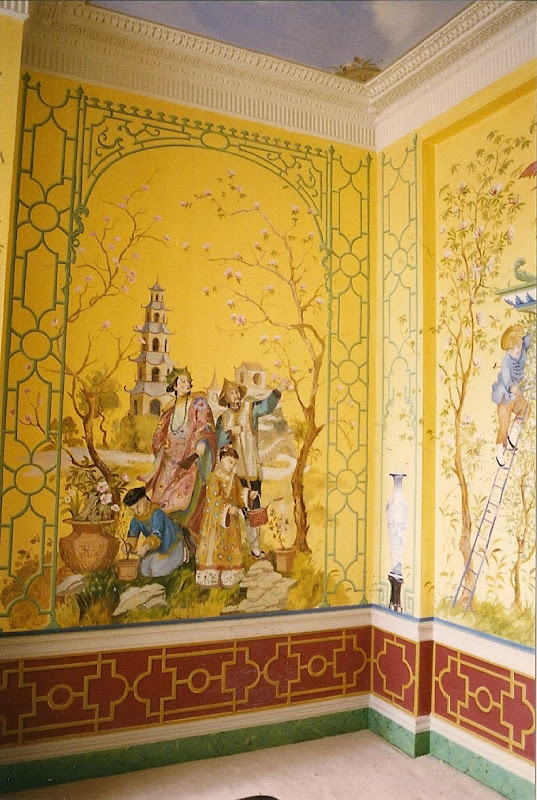 Chinoiserie-trellis-Mural-by-Michael-Dillon-wallpaper-wp4604724-2