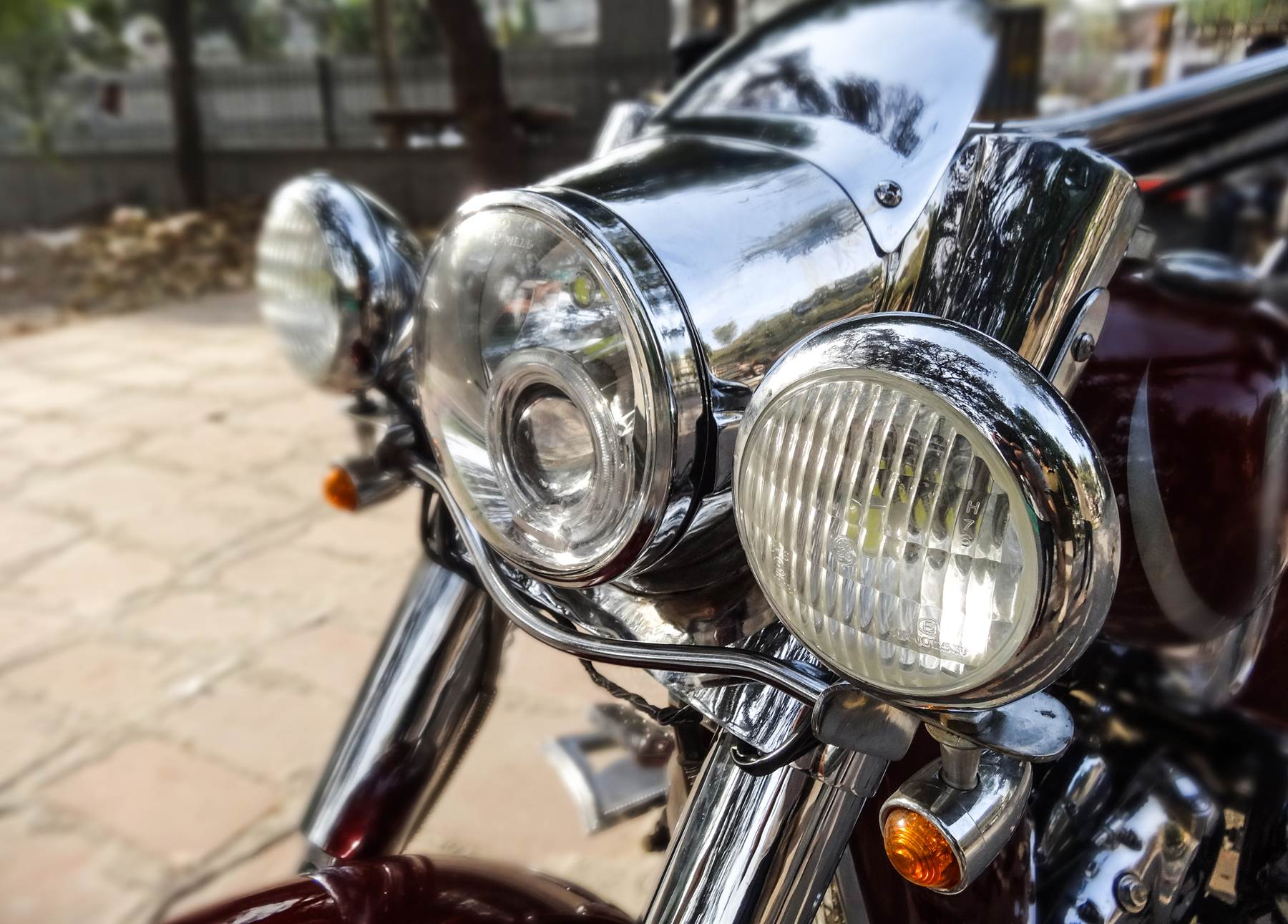 Chopped-Royal-Enfield-Classic-by-Neev-Motorcycles-CC-com-wallpaper-wp4805251