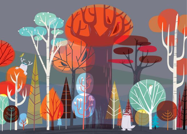 Christopher-Lee-Plants-illustration-for-Nike-ACG-wallpaper-wp5404109