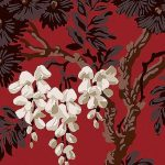 Cole-Son-Wisteria-A-rich-design-reminiscent-of-Urushi-lacquer-work-wallpaper-wp424609-1-150x150