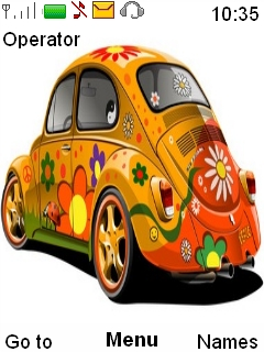 Colorful-Flower-Car-cars-girliethings-girlstuff-taxi-yellowcab-cutecars-flowery-wallpaper-wp424637