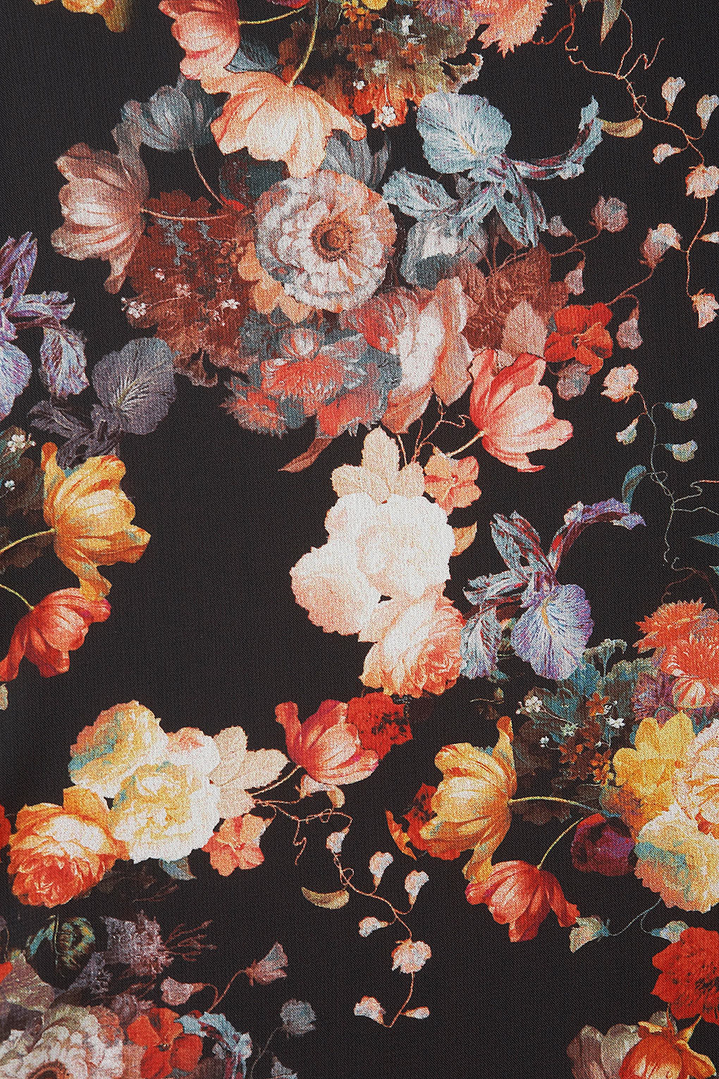 Colour-combo-Black-greys-salmon-pink-and-oranges-wallpaper-wp5205347