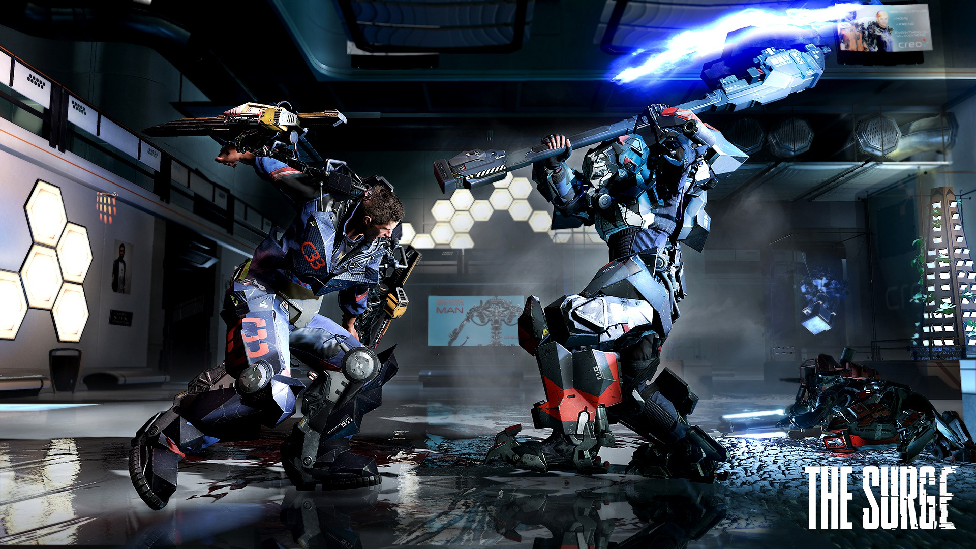Cool-The-Surge-Fighting-Game-Sci-Fi-Action-1920x1080-wallpaper-wp3604345