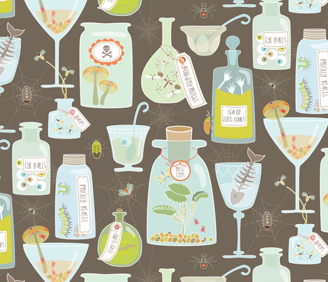 Creepy-Cocktail-Hour-fabric-by-kayajoy-on-Spoonflower-custom-fabric-wallpaper-wp3004618