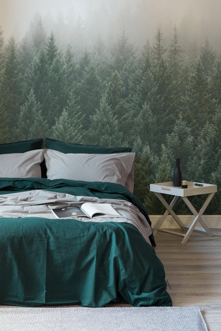 Crisp-Pines-Forest-wallpaper-wp5604084