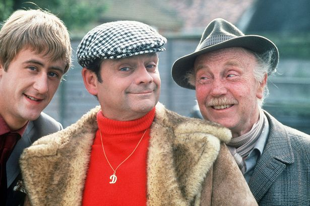 Cushty-Del-with-Rodney-and-grandad-wallpaper-wp5804796