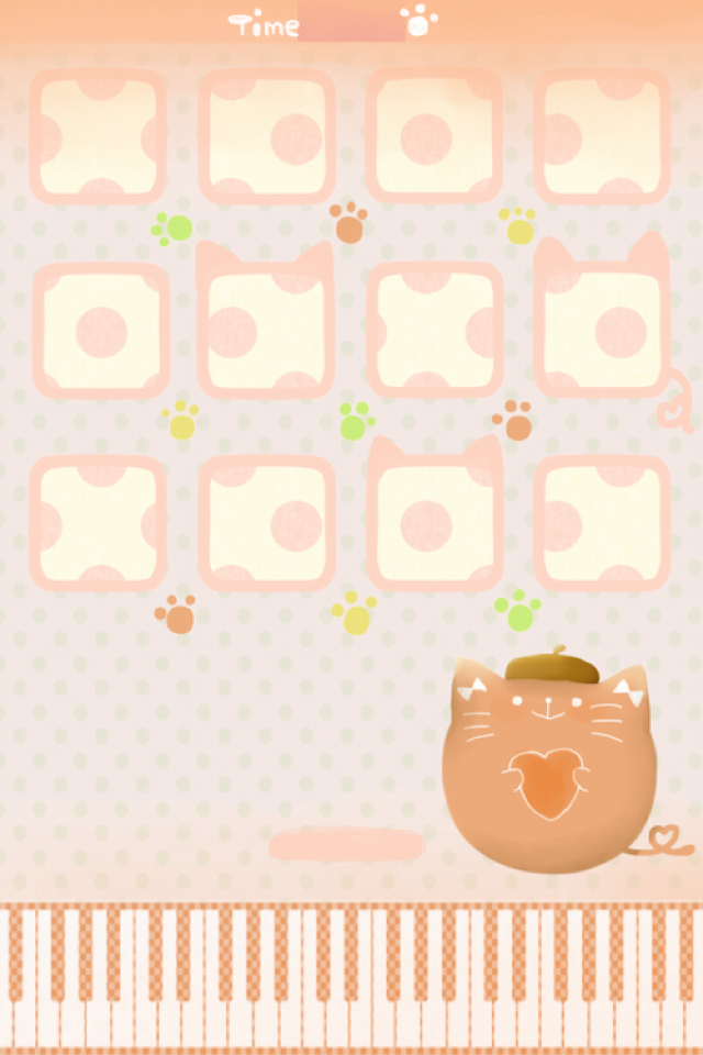 Cute-Cat-iPhone-icon-skin-wallpaper-wp440249