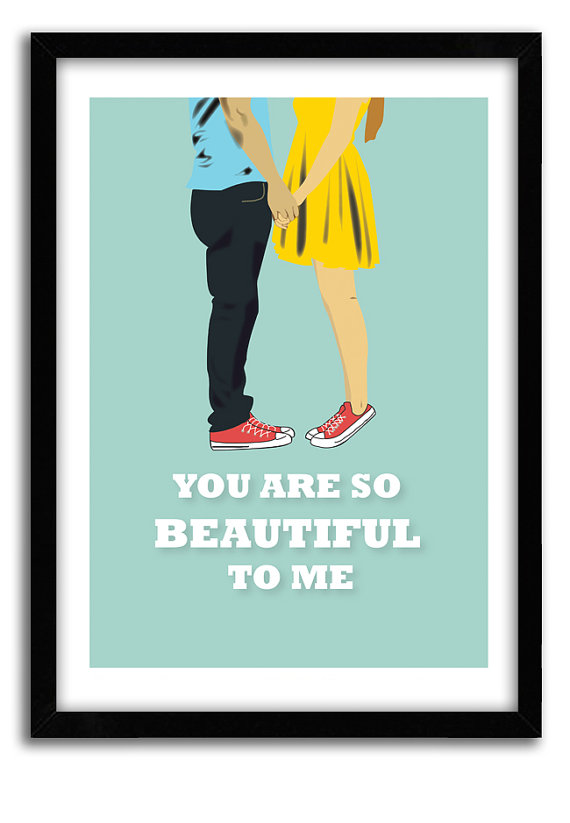 Cute-Inspirational-Love-quote-print-You-are-so-beautiful-to-me-pop-art-love-poster-romantic-pri-wallpaper-wp5006431