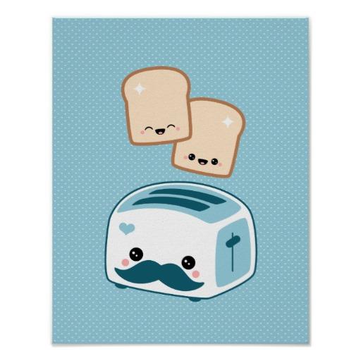 Cute-Mustache-Toaster-Print-wallpaper-wp4605092