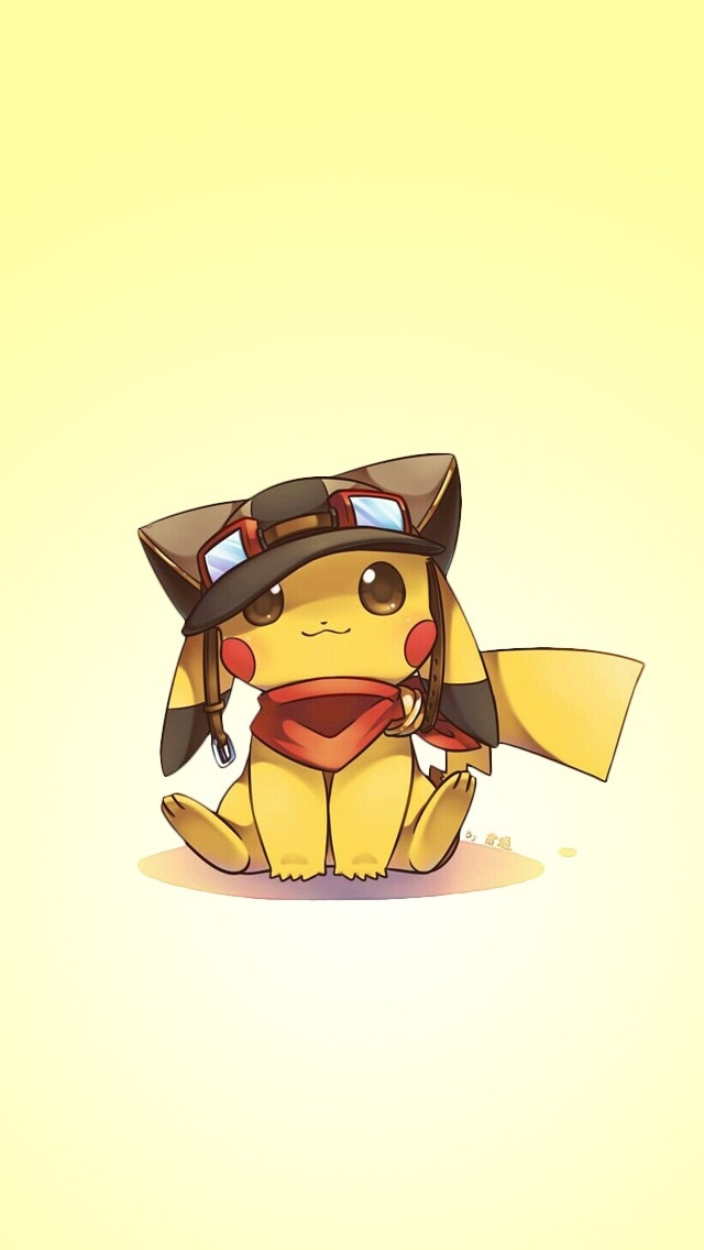 Cute-Pikachu-Download-more-awesome-Pokemon-iphone-pretty-wallpaper-wp440250