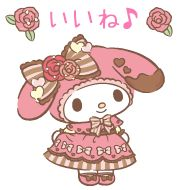 Cute-Smile-Sanrio-Animated-Gifs-My-Melody-wallpaper-wp5804820