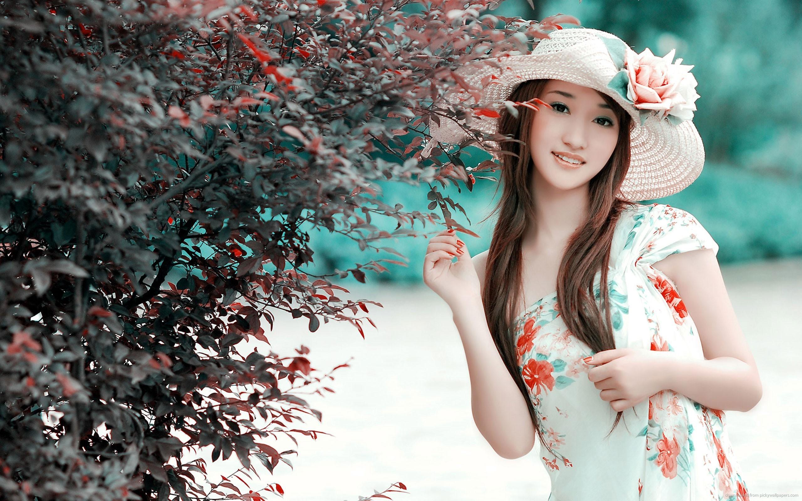 Cute-asian-girl-HD-Quality-HD-Desktop-wallpaper-wp3404304
