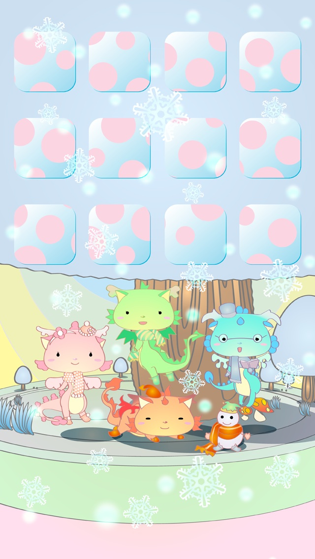 Cute-dragons-iPhone-icon-skin-wallpaper-wp4406137