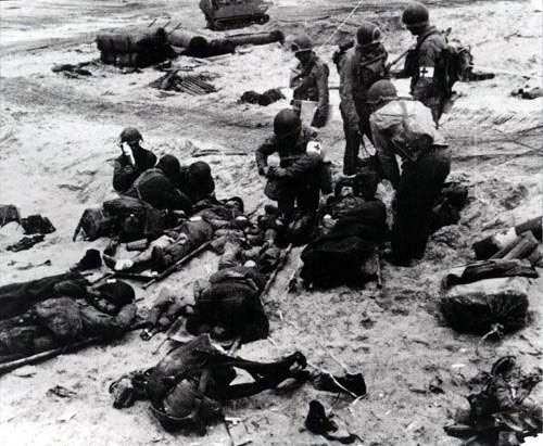 an discussion on world war two and the d day Thesis paper: how was d-day the major turning point in world war ii how to include a discussion of causes and effects in a research paper.