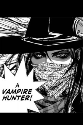 Vampire Hunter D wallpaper