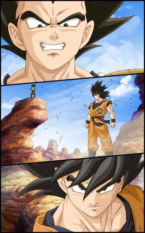 DBZ-Vegeta-vs-Goku-wallpaper-wp5804977