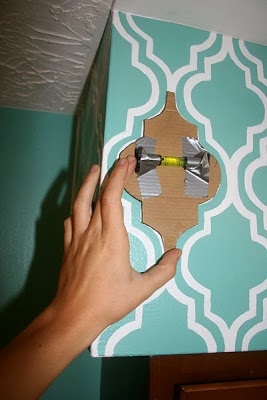 DIY-Moroccan-Wall-Stencil-idea-for-design-on-floorcloth-wallpaper-wp5006837