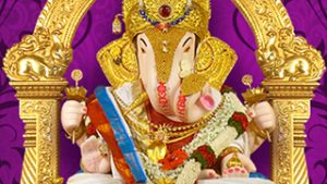 Dagdusheth Ganpati Images en Photos wallpaper