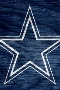 Dallas-Cowboys-Blue-Logo-Weathered-Wood-for-Phones-and-Tablets-wallpaper-wp5006522
