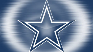 Dallas Cowboys tapetti