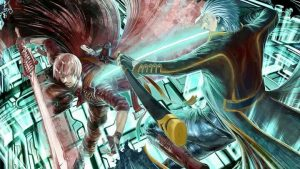 Devil May Cry Vergil kertas dinding