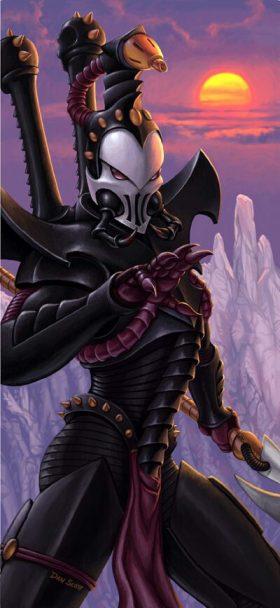 WH40k Dark Eldar wallpaper