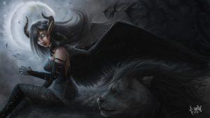 Fond d'écran Fantasy Art