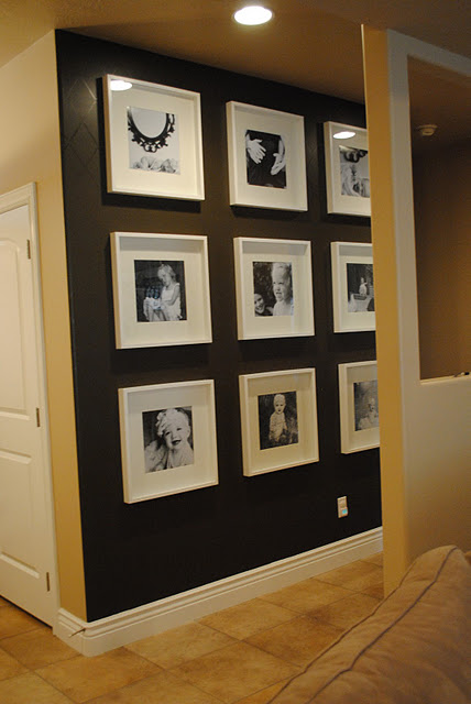 Dark-wall-white-frames-Love-this-for-an-accent-wall-wallpaper-wp424850