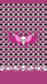 Dazzle-my-Droid-Pink-Rocker-collection-wallpaper-wp5201399