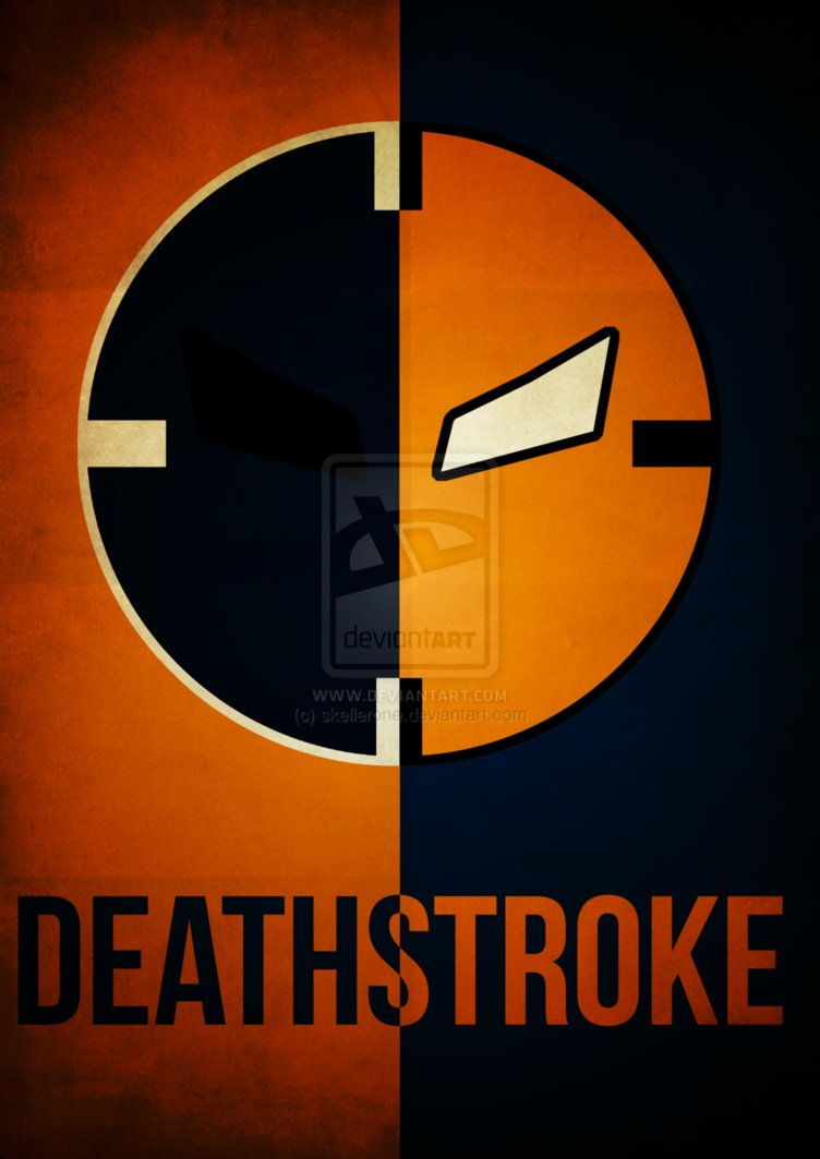 Deathstroke-Minimalism-by-skellerone-wallpaper-wp3004872