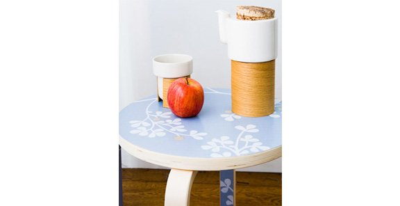 Decorate-a-stool-or-table-with-wallpaper-offcuts-wallpaper-wp4805847