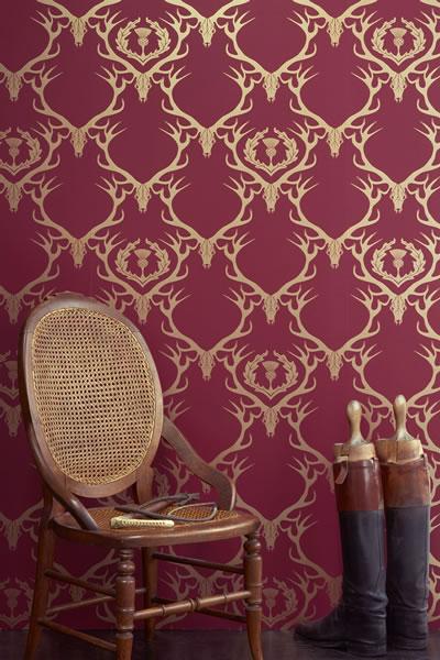 Deer-Designer-For-Walls-Barneby-Gates-wallpaper-wp5006702